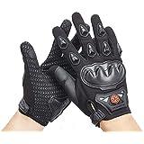 Wonzone Men's BMX MX ATV Powersports Racing Gloves Bicycle MTB Racing Off-road/Dirt bike Sports Gloves
