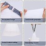BIGLUFU-La-Bolsa-de-Basura-con-cordon-de-es-facil-de-Usar-Limpia-y-se-Puede-Usar-en-Bolsas-de-Basura-de-Cocina-y-Bolsas-de-Basura-Interiores-10-15-litros-Blanco-300-Bolsas