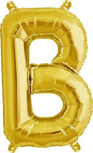 NorthStar 00568 Letter B Foil Mylar Balloon, 16