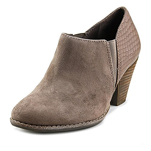Dr  Scholls Womens Charlie Stucco Suede Boot 9 5 M