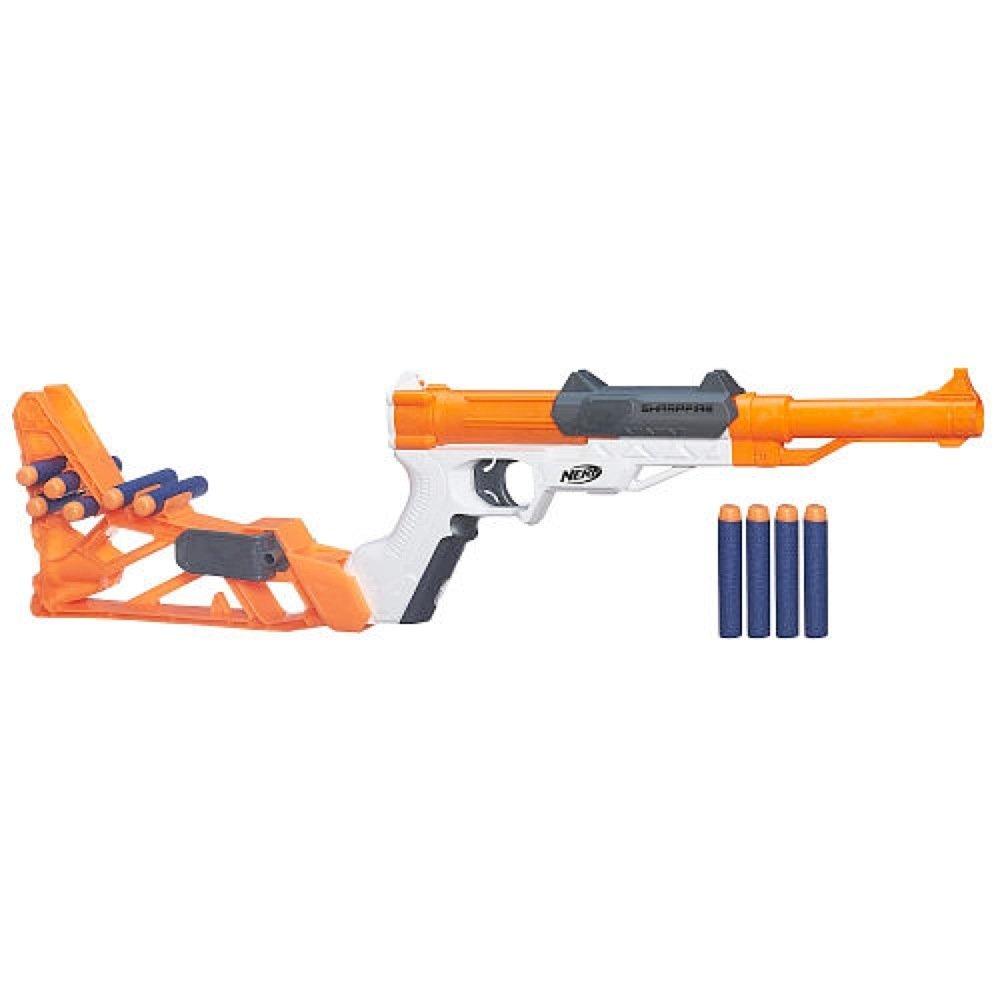 amazon n strike sharpfire blaster 的あて ボーリング ホビー