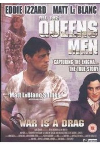 All the Queen's Men (Kelly Queen Dvd)