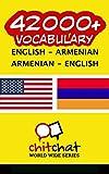 42000+ English - Armenian Armenian - English Vocabulary
