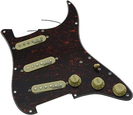 Kaish - Golpeador de guitarra eléctrica con pastillas Wilkinson ...