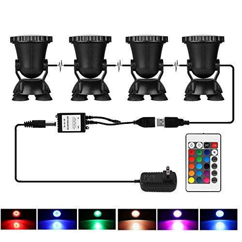 12V Led Pond Lights in Florida - 4