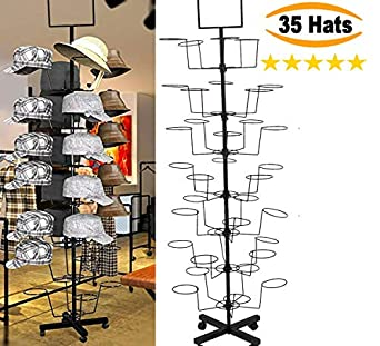 Amazon.com: HAT Display – Perchero para sombrero – Invierno ...