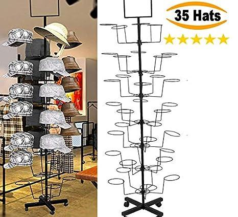 Amazon.com: HAT Display – Perchero para sombrero – Invierno ...