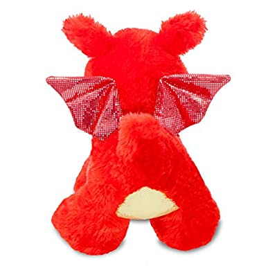 Aurora, 60858, Sparkle Tales, Sizzle Dragon, 12In, Soft Toy, Red, 12-Inch: Toys & Games