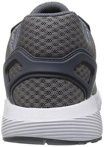 Adidas Originals Mens Duramo 8 M Scarpa Da Corsa Grigio / Bianco / Onix