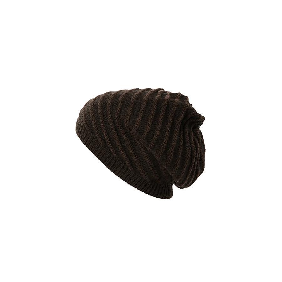 SIGGI Womens Knit Newsboy Cap Warm Lined Winter Hat 100% Soft Acrylic with Visor