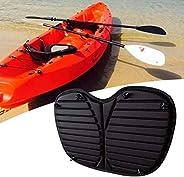 NINEFOX Kayak Seat Cushion, Anti Slip Padded Canoe Seat, Portable Boat Seat Ideal for Cushioned Fishing Seat f