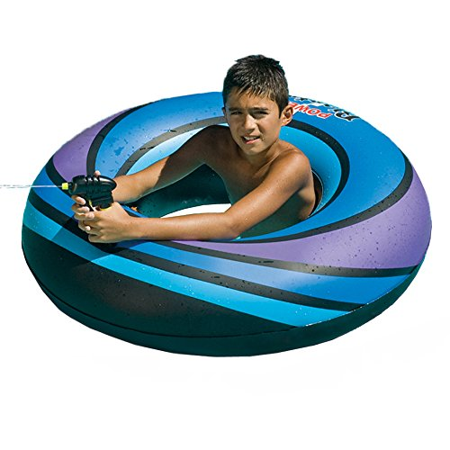 Review Swimline Powerblaster Squirter Inflatable Pool Toy