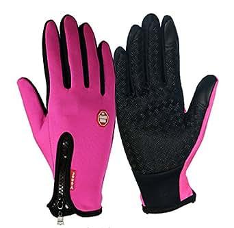 Amazon.com: VANKER TouchScreen Gloves,Huayang Windproof