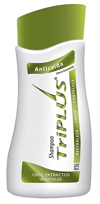 TriPLUS Shampoo - 100% Natural