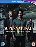 Supernatural - Season 9 [Blu-ray] [2015] [Region Free]