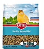 Kaytee Forti Diet Pro Health Food for Canaries, 2-Pound Bag, My Pet Supplies