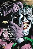 capa de Batman - A Piada Mortal - Volume 1