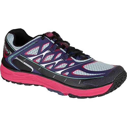 Topo Womens MT-2 Trail Running Shoe Indigo/Fuchsia Size 8
