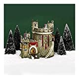 Department 56 Dickens Village Heathmoor Castle