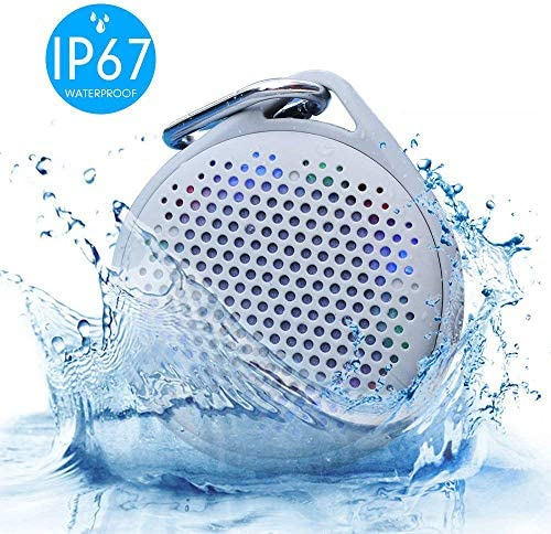 Shower Speaker Waterproof Bluetooth Built product image