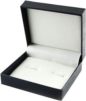 Lumanuby. Caja de Gemelos de Esponja Líneas Finas Caja de Joyería ...