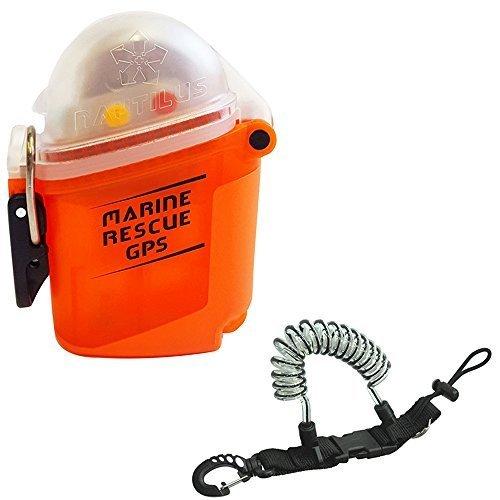 Nautilus Lifeline Marine GPS Rescue Radio w/Free