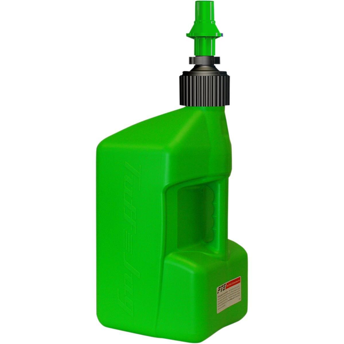 Tuff Jug 5gal Green KURG Tuff Jug with Standard Cap