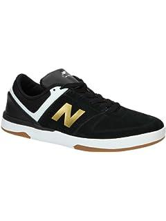 Zapatos New Balance Numeric Pj Stratford 533 Negro-Blanco-Gum (Eu 42 / Us 8.5 , Negro)