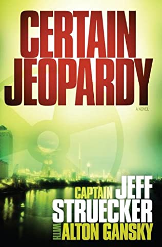 book cover of Certain Jeopardy