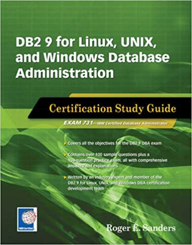 e-book DB2 9 for Linux, UNIX, and Windows Database