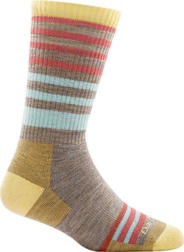 Trek Boot Sock - Darn Tough Gatewood Boot Full Cushion Sock - Women's Oatmeal Small
