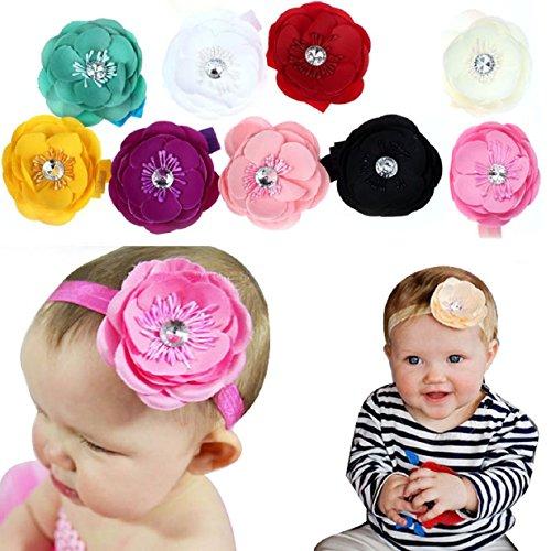 FEITONG(TM) 10PC Babys Cute Girls