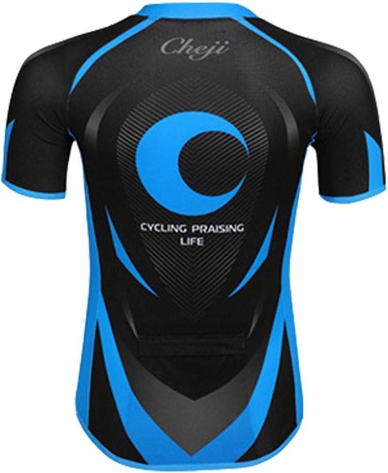 LSHEL Maillot Ciclismo Ni/ños Ropa Ciclismo y Culotte Ciclismo con Culotte Pantalones Acolchado 3D para Deportes al Aire Libre Ciclo Bicicleta
