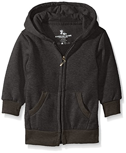 Zip Front Hooded Fleece - 7