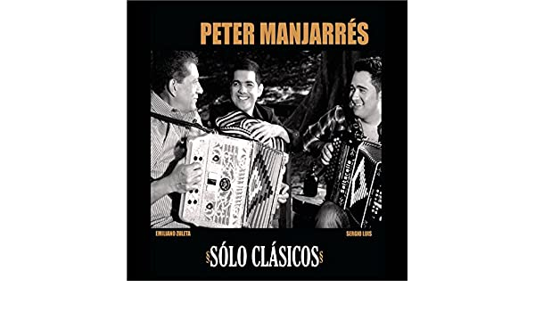 Sólo Clásicos by Emiliano Zuleta & Sergio Luis Rodríguez Peter Manjarrés on Amazon Music - Amazon.com