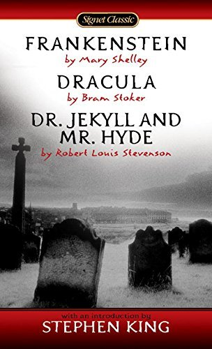 By Mary Shelley - Frankenstein, Dracula, Dr. Jekyll and Mr. Hyde (Signet Classics) (1978-12-16) [Mass Market Paperback] (Dr Jekyll And Mr Hyde Signet Classics)