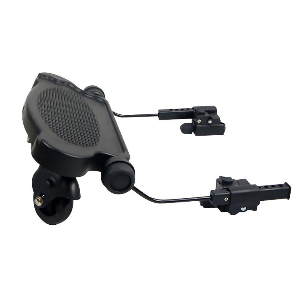 Zerlar Universal Ride-On Stroller Board Stroller Connectors ZE-KBSST1BL