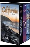 California Series (Books 2-4): Promises, Promises, James, & A Quickstep to Romance