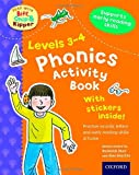 Oxford Reading Tree Read With Biff, Chip, and Kipper: Levels 3 to 4. Phonics Activity Book