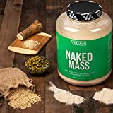 Naked Vegan Mass – Natural Vegan Weight Gainer
