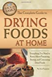 The Complete Guide to Drying Foods at Home