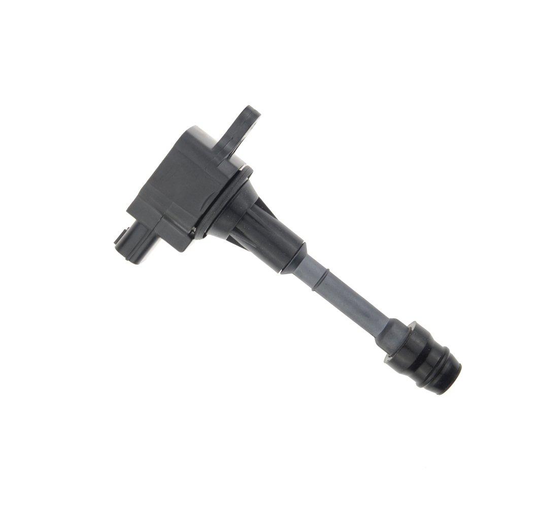 A-Premium Ignition Coils Pack for Nissan/Altima Sentra 2002-2006 Nissan X-Trail I4/2.5L QR25DE 224488H300 4-PC Set
