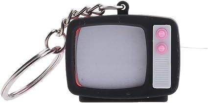ipotch A La Moda TV dibujo y anillo para mochilas Coche vehículo Clave casa Rosa: Amazon.es: Coche y moto
