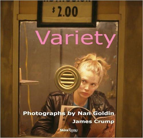 Variety Photographs by Nan Goldin
