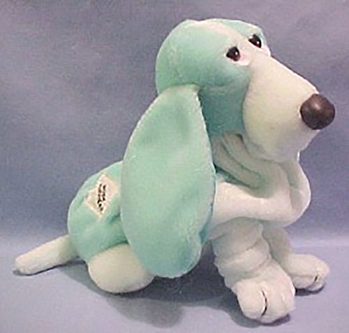 Plush Vanilla Scented Mint N' Cream Hush Puppies Basset Hound Stuffed Animal