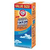 Arm & Hammer CDC 33200-84113 Carpet & Room Allergen Reducer And Odor Eliminator, 42.6 Oz Box