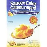 European Gourmet Bakery Sauce 'N Cake-Rum 'N Butter, 12 Count, 225g