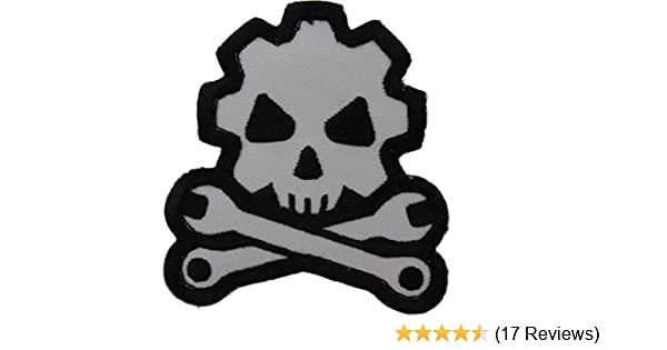 Mil-Spec Monkey Death Mechanic Tactical Morale Hook and Loop Patch