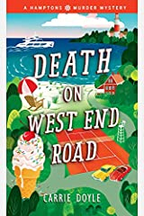 Death on West End Road (Hamptons Murder Mysteries Book 3) Kindle Edition