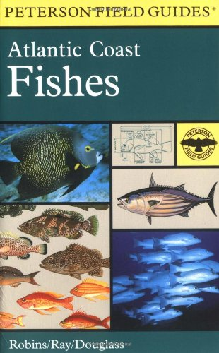 A Field Guide to Atlantic Coast Fishes : North America - Book #32 of the Peterson Field Guides